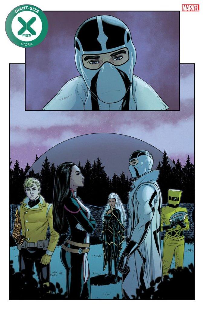 Giant-Size X-Men: Storm #1, anteprima 02