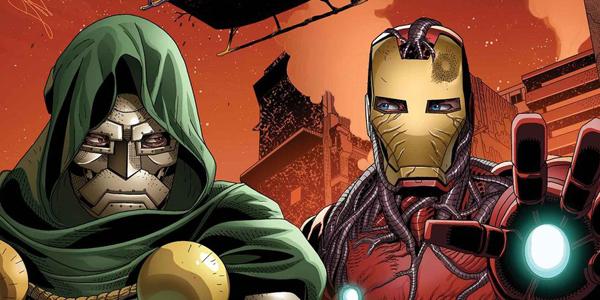 Dottor Destino e Iron Man