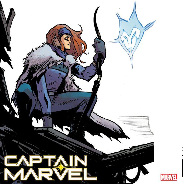 Captain Marvel #22, anteprima 01