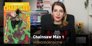Chainsaw Man 1, la videorecensione