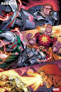 Heroes Reborn #1, anteprima 01