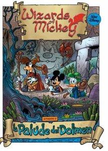Wizards of Mickey - La palude dei dolmen