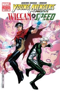 Young Avengers Presents 1