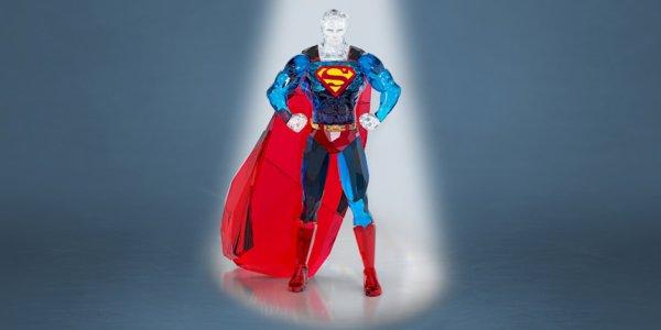 Superman Swarovski