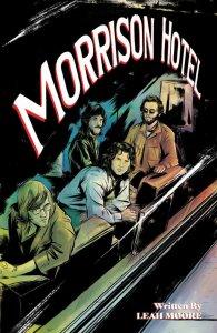 Morrison Hotel, copertina di Chris Hunt