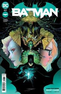 Batman #107, copertina di Jorge Jimenez