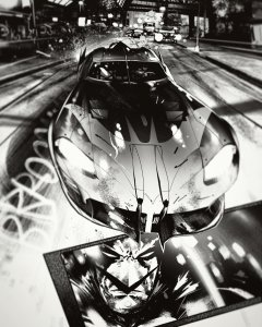 Batman #106, anteprima 01 (chine)