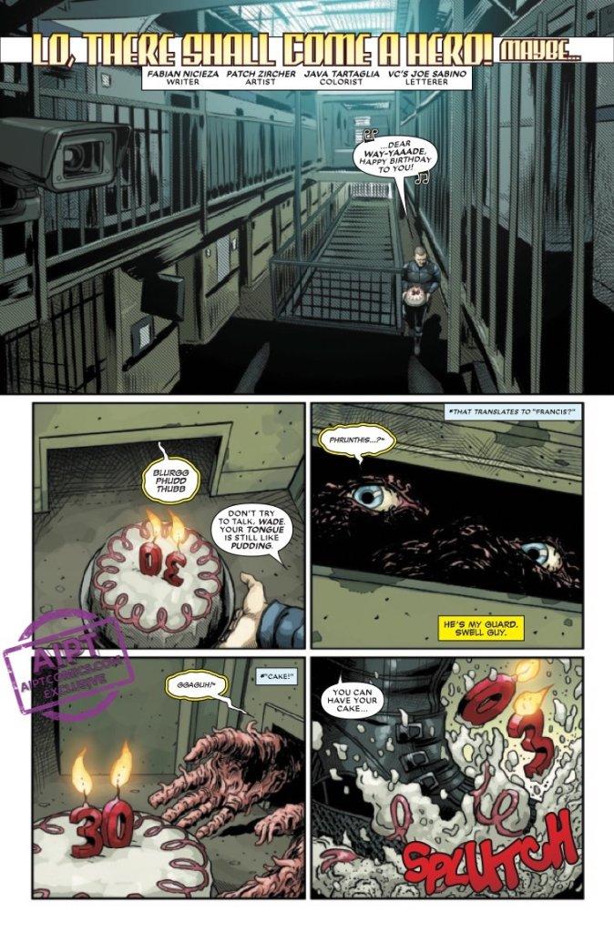 Deadpool Nerdy 30 #1, anteprima 06
