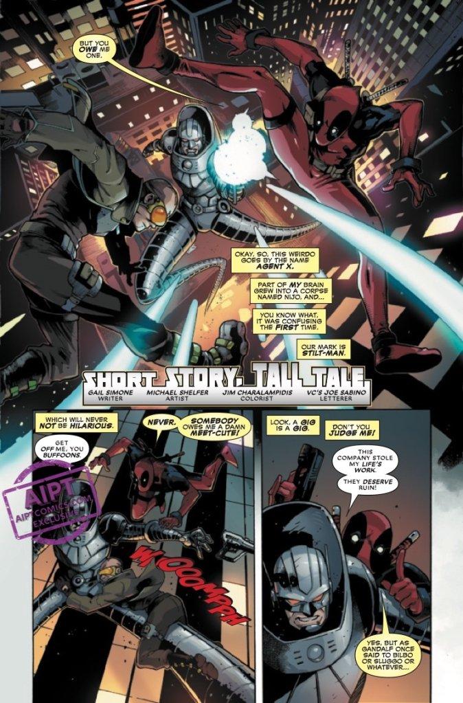 Deadpool Nerdy 30 #1, anteprima 07