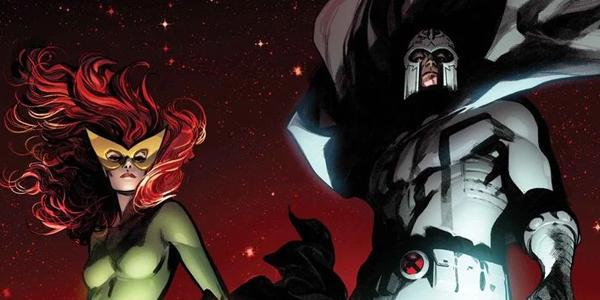 Jean Grey e Magneto