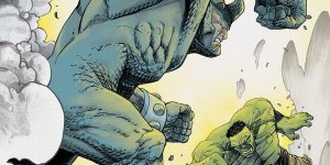 Rhino e Hulk