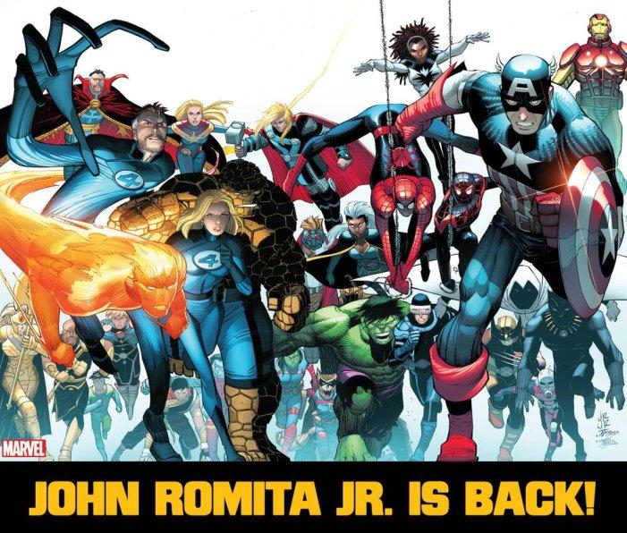 Romita Jr. Marvel
