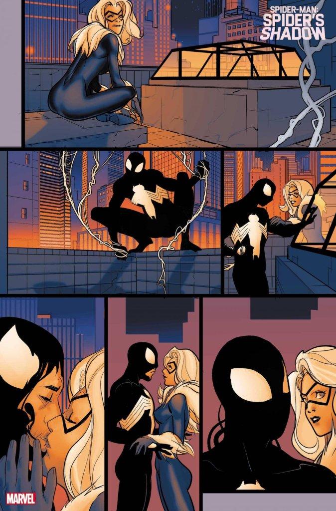 Spider-Man: Spider's Shadow #1, anteprima 04