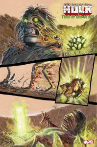Immortal Hulk: Time of Monsters #1, anteprima 02