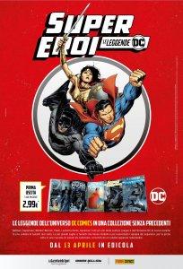 Supereroi: Le Leggende DC