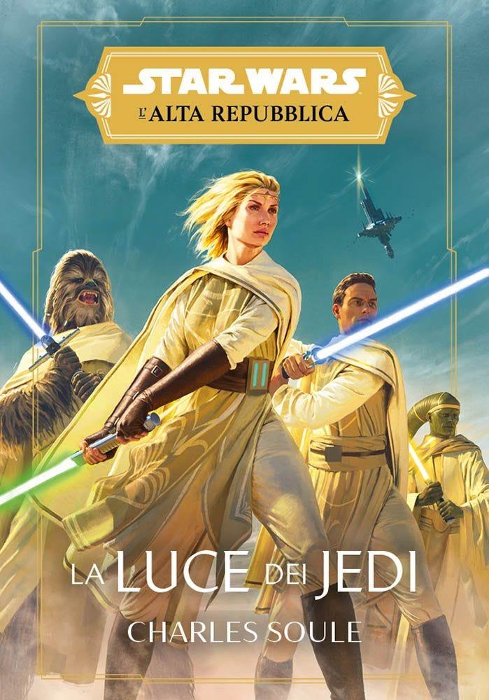 Star Wars - L'Alta Repubblica: La luce dei Jedi, copertina