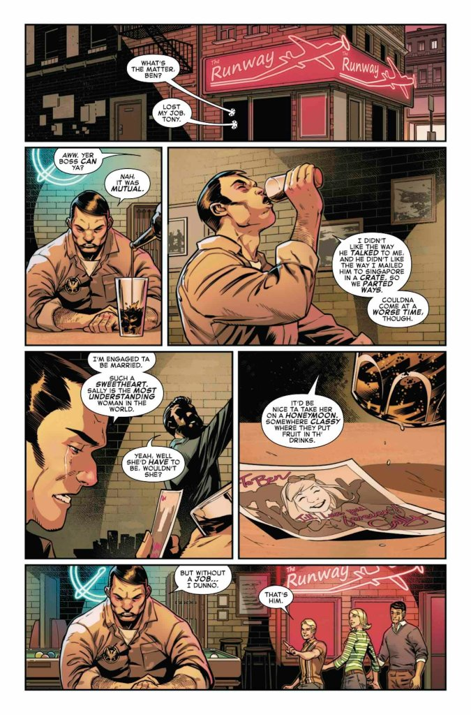 Fantastic Four: Life Story #1, anteprima 02