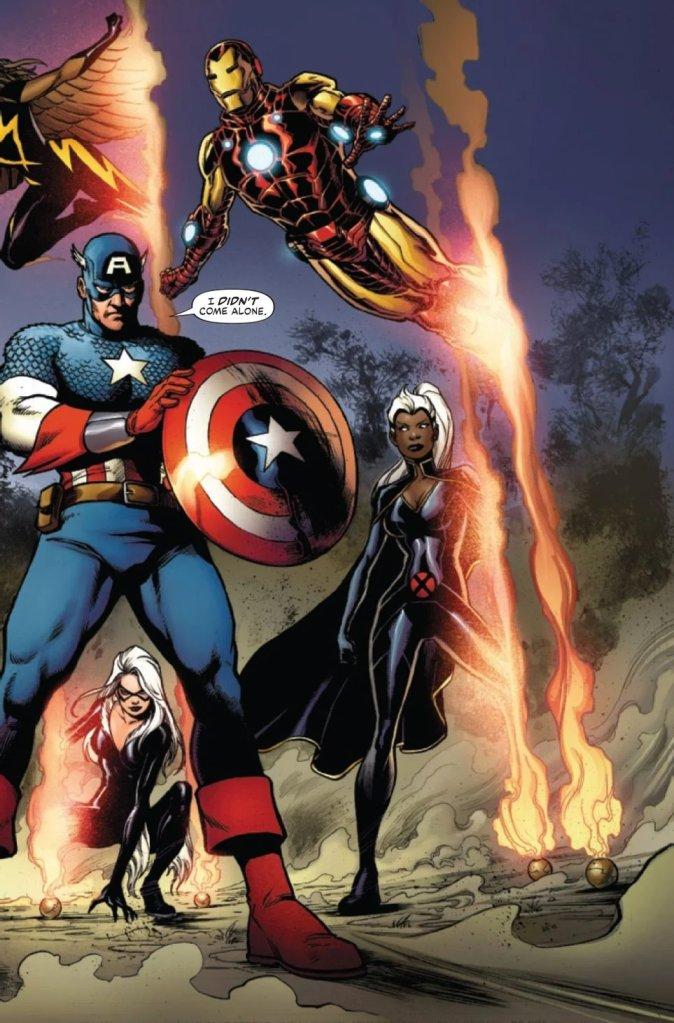 The Marvels #1, anteprima 04