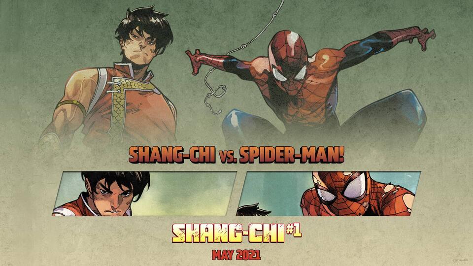Shang-Chi #1, teaser
