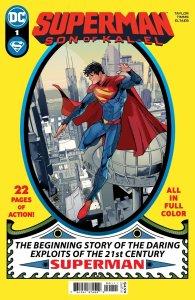 Superman: Son of Kal-El, copertina di John Timms