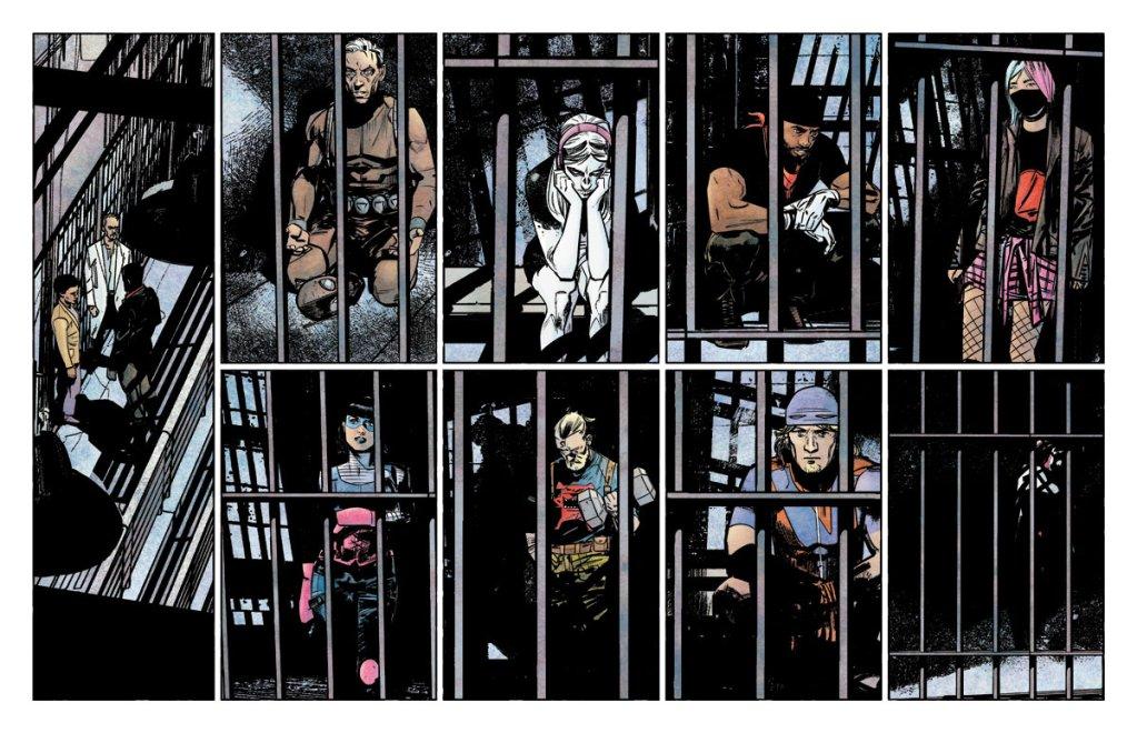 Suicide-Squad: Get Joker! #1, anteprima 01