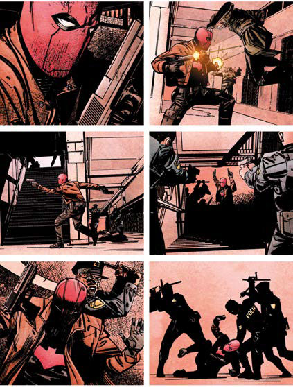 Suicide-Squad: Get Joker! #1, anteprima 02
