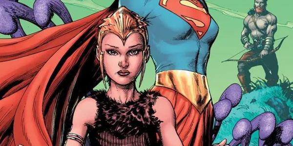 Supergirl Ruthye