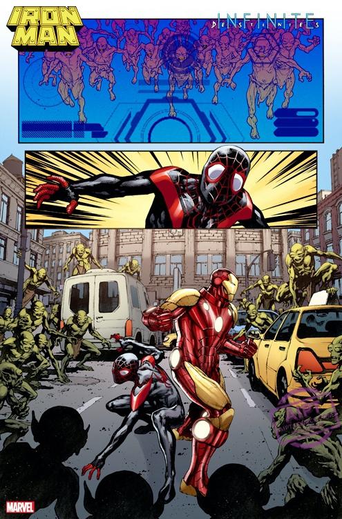 Iron Man Annual #1, anteprima 01