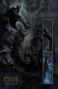 Batman: Reptilian #1, anteprima 04