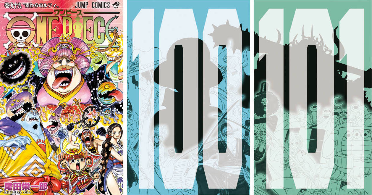 One Piece 99-100-101