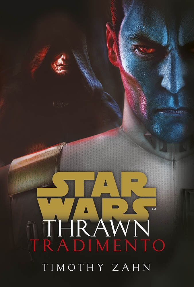 Star Wars: Thrawn - Tradimento, copertina
