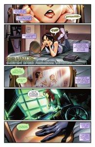 Detective Comics #1034, anteprima 01