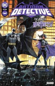Detective Comics #1036, copertina di Dan Mora