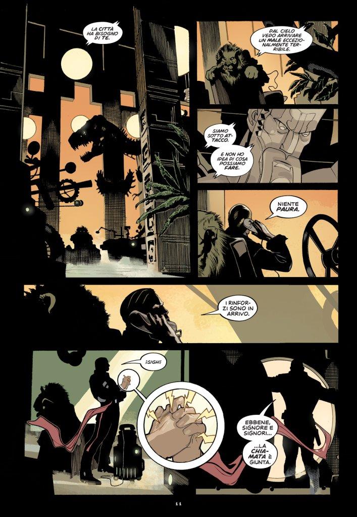 Adventureman vol. 1: La fine e tutto ciò che succede dopo, anteprima 04