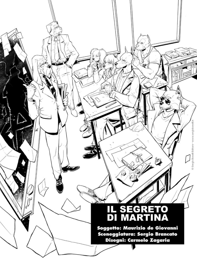 Il Commissario Ricciardi Magazine 2021, anteprima 02