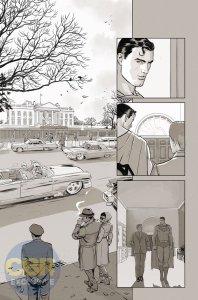 Superman & The Authority #1, anteprima 01