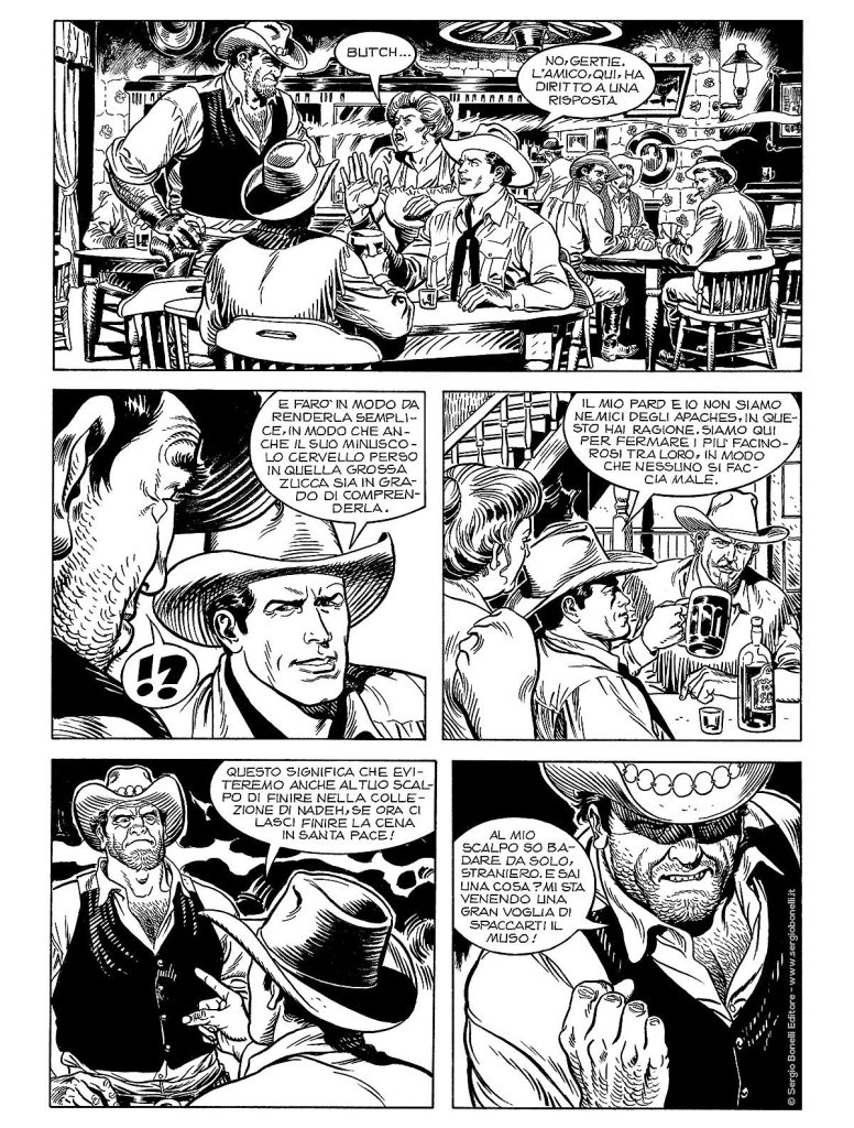 Speciale Tex 37: Old South (giugno 2021), anteprima 01