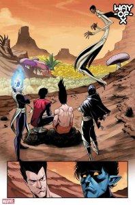 X-Men: The Onslaught Revelation #1, anteprima 02