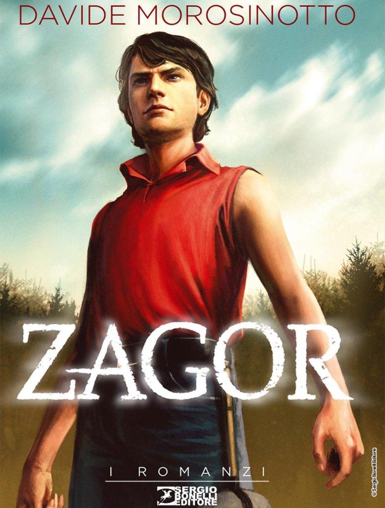 Zagor, copertina di Elia Bonetti