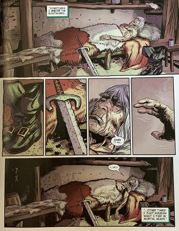 Savage Avengers #22, anteprima 01