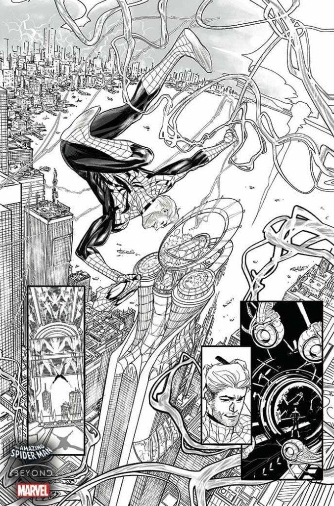 Amazing Spider-Man #75, anteprima 01