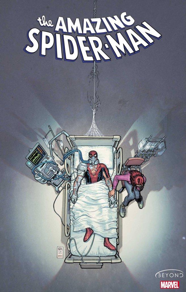 Amazing Spider-Man #76, copertina di Arthur Adams