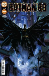 Batman '89 #1, copertina di Joe Quinones