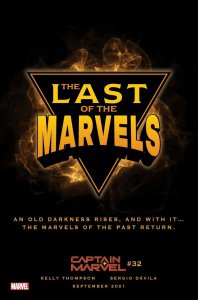 The Last of the Marvels, teaser