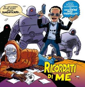 Rat-Man Gigante 72, copertina di Leo Ortolani