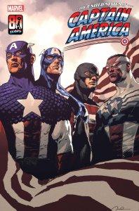 The United States of Captain America #5, copertina