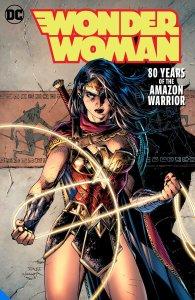 Wonder Woman: 80 Years of the Amazon Warrior, copertina