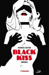 Black Kiss Omnibus, copertina di Howard Chaykin