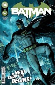 Batman #118, copertina di Jorge Molina