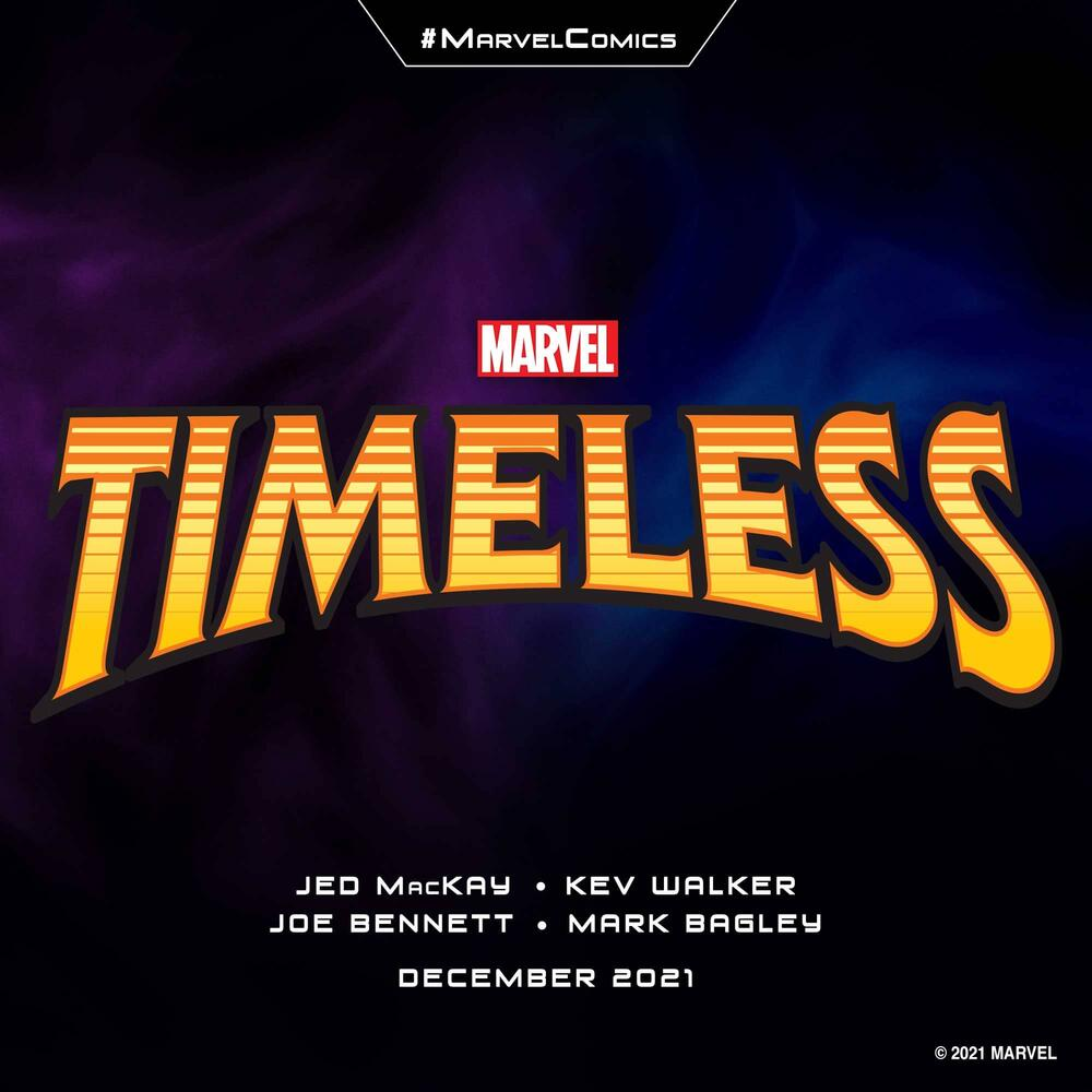 Timeless, teaser